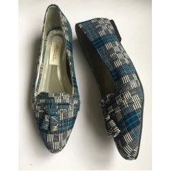 Jada Loafers (Blue)