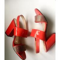 Umi Block Heels